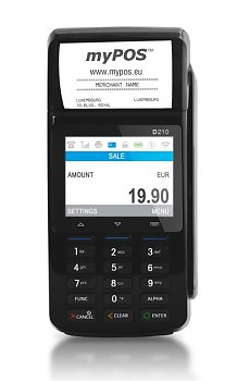 mobiele pinautomaat d210