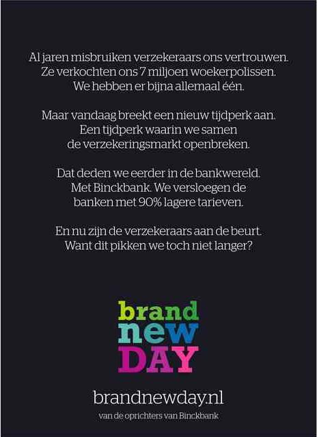 brand new day ervaringen