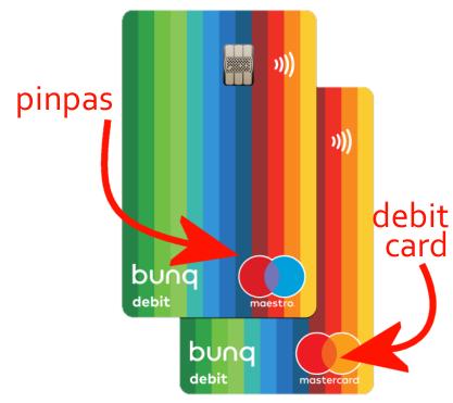 creditcard zonder bkr bunq