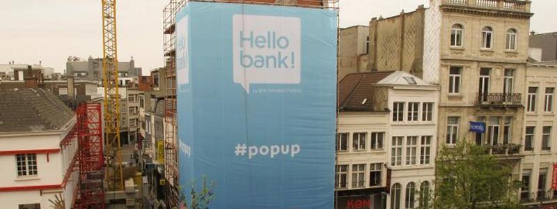 In deze review de gratis zichtrekening van de online Belgische Hello bank